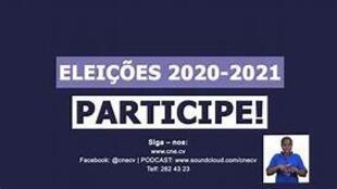 Campanha da CNE de Cabo Verde