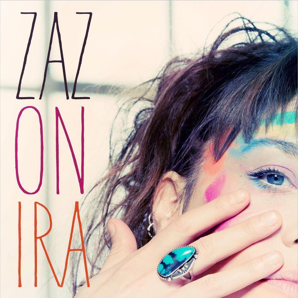 Первый сингл нового альбома ZAZ «Recto Verso» - песня «On ira»