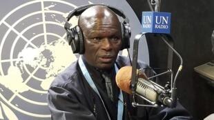 Doudou Diène, Mwenyekiti wa Tume ya Uchunguzi kuhusu Burundi.