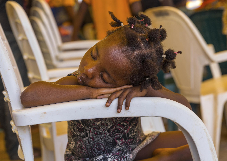 Au Bénin, 3 filles sur 10 sont mariées avant 18 ans (photo d'illustration).