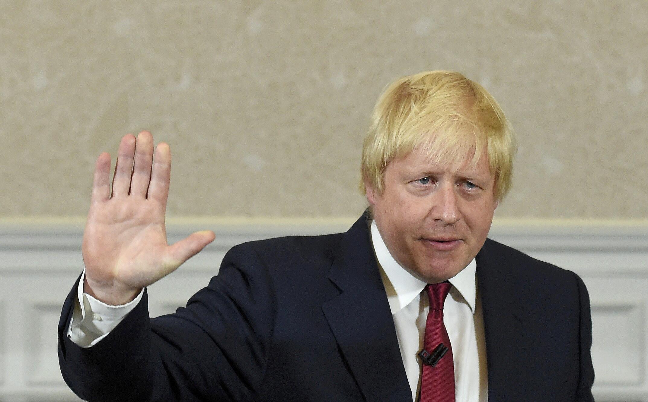 Ex-prefeito de Londres anuncia que não será candidato à sucessão