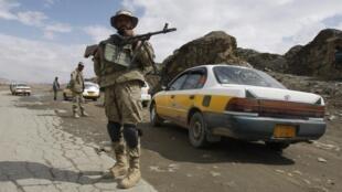 Wardak province in Afghanistan.