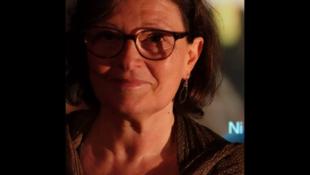 Hala Alabdalla, cinéaste syrienne.