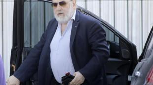 Le juge argentin Claudio Bonadio, à son arrivée au tribunal fédéral de Buenos Aires, le 7 février 2018.