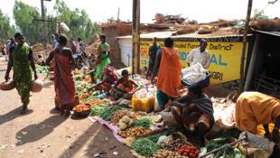 Imagem ilustrativa da vida em Orissa, no leste da Índia, onde aconteceram vários assassinatos de mulheres.
