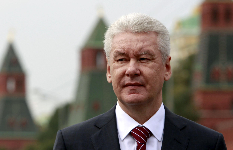 Сергей Собянин 29/08/2013