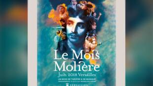 El mes de Molière se celebra en Versalles hasta el 30 de junio.