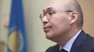 Кайрат Калимбетов был освобожден от должности главы Национального банка Казахстана.
