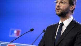 Jérome Lavrilleux, ancien bras droit de Jean-François Copé, ancien directeur de cabinet du président de l'UMP.