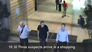 Câmeras de vídeo de um hotel em Dubai ajudaram a identificar os envolvidos no assassinato do líder do Hamas.