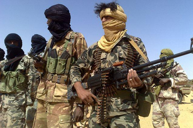 Wapiganaji wa Tuareg Kaskazini mwa Mali