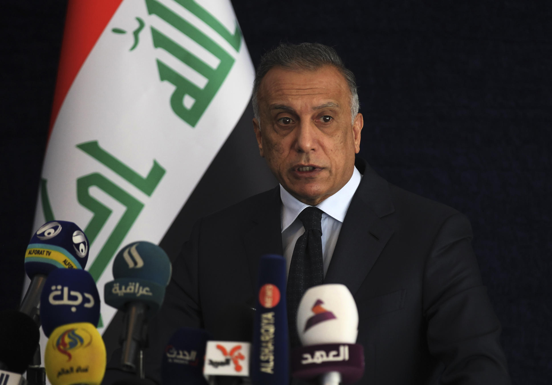 Iraqi Prime Minister Mustafa al-Kadhemi will meet US President Donald Trump on Thursday for the first time