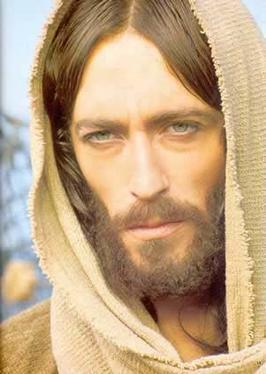 Роберт Пауэлл в роли Иисуса