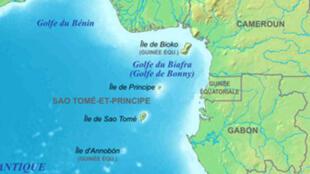 Le golfe de Guinée, une zone riche en ressources halieutiques et énergétiques, c'est la première région pétrolifère d'Afrique.
