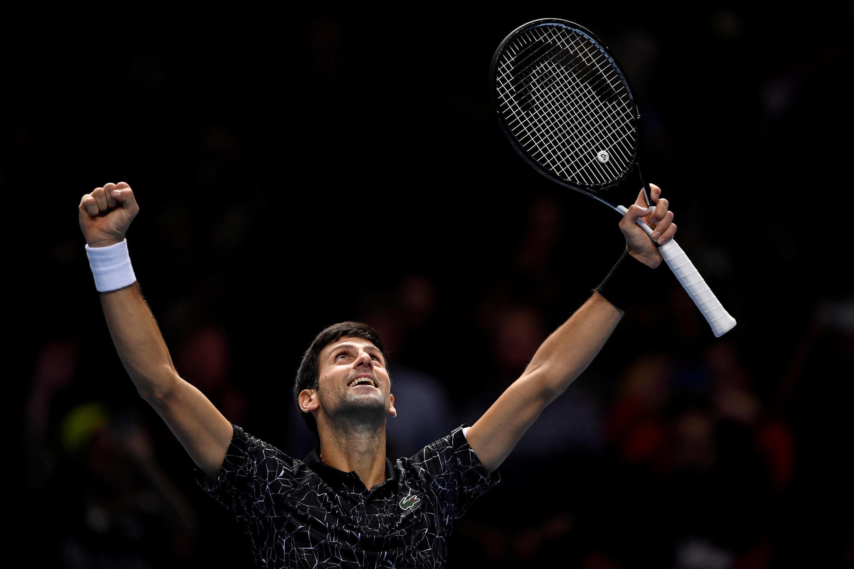 Novak Djokovic is seeking a record equalling sixth crown at the end of season championships.