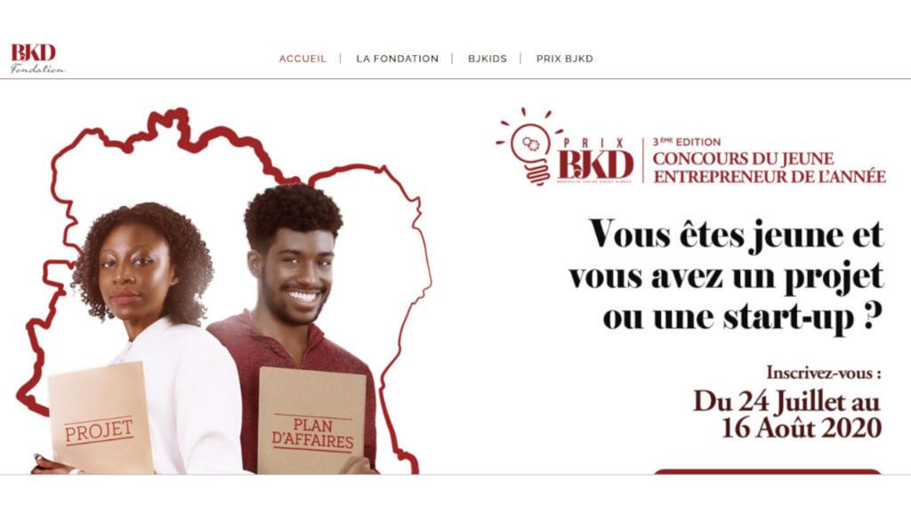 Côte d'Ivoire: la Fondation BJKD va internationaliser son prix pour l'entrepreneuriat jeune