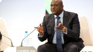Maixent Accrombessi fait partie de la garde rapprochée du président gabonais Ali Bongo.