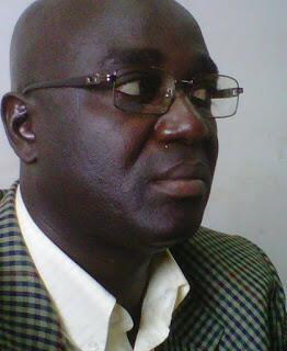 Jorge Malú, candidato independente às presidenciais da Guiné-Bissau