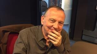 L'écrivain français Christian Bobin.