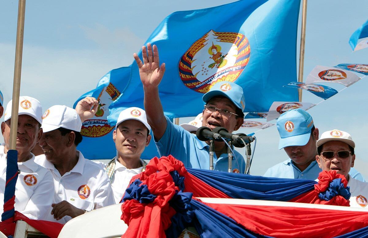 CPP Hun Sen