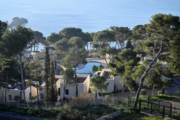 El centro de vacaciones de Carry-le-Rouet, cerca de Marsella.