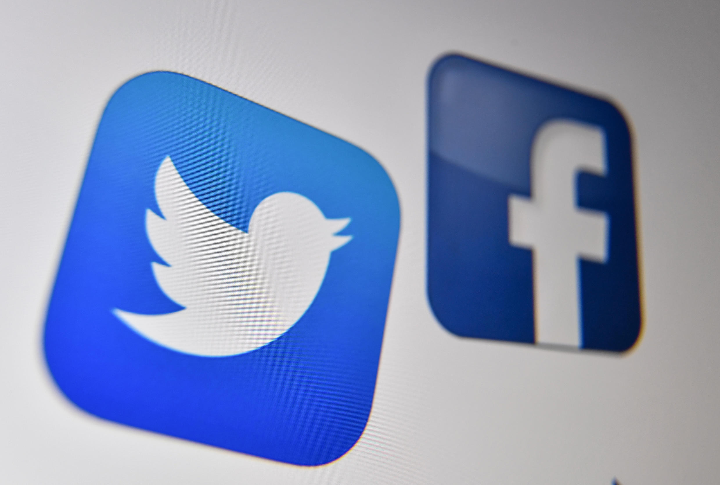 Twitter and Facebook are among the tech giants to have committed to the code of conduct