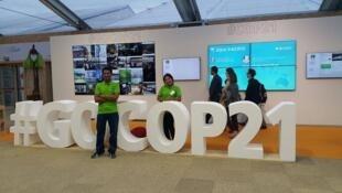 A COP 21 decorreu no Bourget, arredores de Paris, desde 30 de Dezembro.