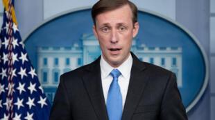 美国总统拜登的白宫国安顾问沙利文 Jake Sullivan 2021年2月4日