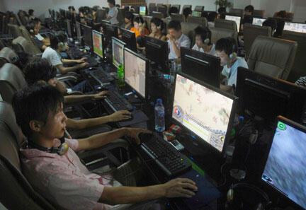Internet tại Trung Quốc bị kiểm soát chặt chẽ.