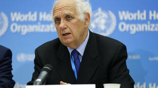 The WHO committee of experts is overseen by France's Didier Houssin