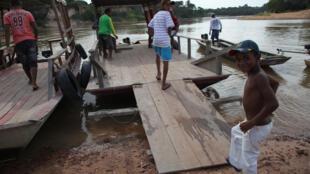 Paragominas es una de las pocas regiones brasileñas donde ha cesado la deforestación ilegal, gracias a una iniciativa del presidente Lula en 2008.
