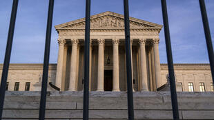 US Supreme Court in Washington D.C