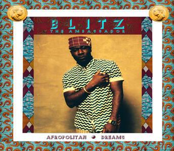 Blitz' Afropolitan album cover