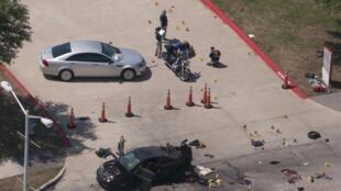 Grupo Estado Islâmico confirma autoria do ataque contra centro cultural de Garland, no Texas.