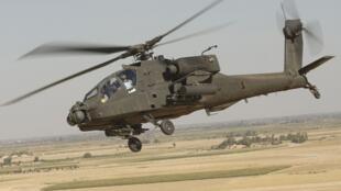 Trực thăng AH-64 Apache - Wikipedia