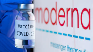 The Moderna vaccine will be reviewed by an advisory committee of the FDA on December 17, and could be green lit for emergency approval soon after