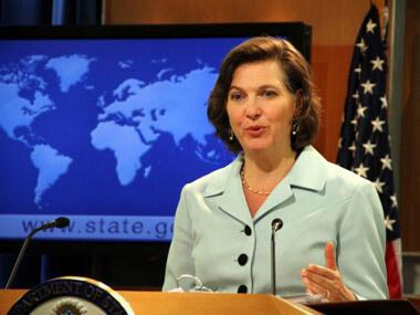 Victoria Nuland, porte-parole du département d'Etat américain, refuse d'apaiser les inquiétudes d'Islamabad.