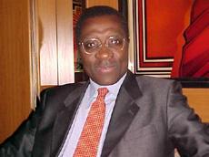 Christopher Fomunyoh, directeur régional pour l'Afrique du National democratic institute (NDI).