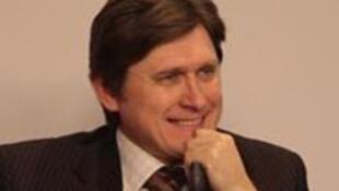 Украинский политолог Владимир Фесенко