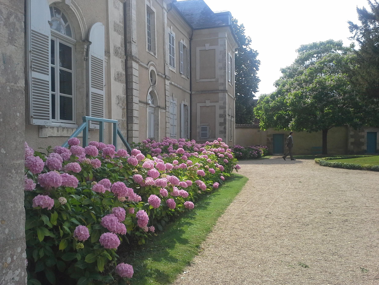 乔治桑在诺昂的故居博物馆