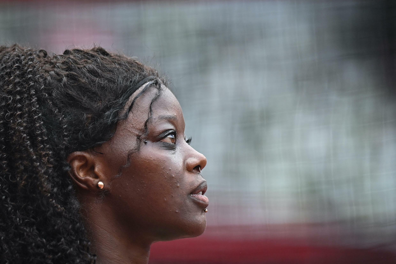 Liliana Cá, atleta luso-guineense.