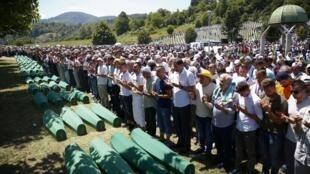 Jana'izar Musulmin Bosnia 86