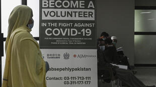 Thousands of Pakistanis have volunteered to take part in the final-stage trial of a Chinese vaccine for Covid-19