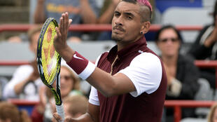 Nick Kyrgios has been on the senior circuit for two years but already has a reputation for surliness.