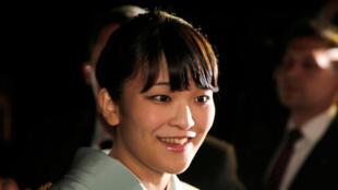 Công chúa Mako, thuộc hoàng gia Nhật Bản.