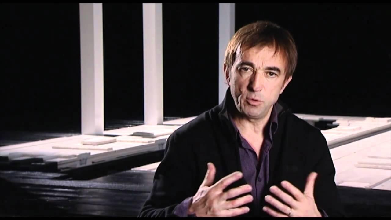 """"""" گی پیِر کولو"""" کارگردان فرانسوی """"منطق الطیر"""" عطار"""