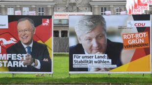 Qui du SPD de Stephan Weil ou de la CDU de Bernd Althusmann va remporter l'élection régionale en Basse-Saxe ce dimanche 15 octobre 2017 ?