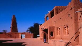 Gidan Tarihi a Agadez ta jamhuriyar Nijar