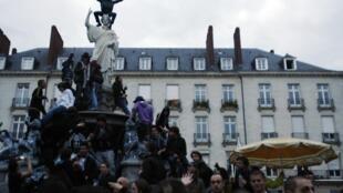 Happy Hours em Nantes.