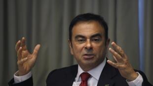 Carlos Ghosn está detido no Japão desde novembro